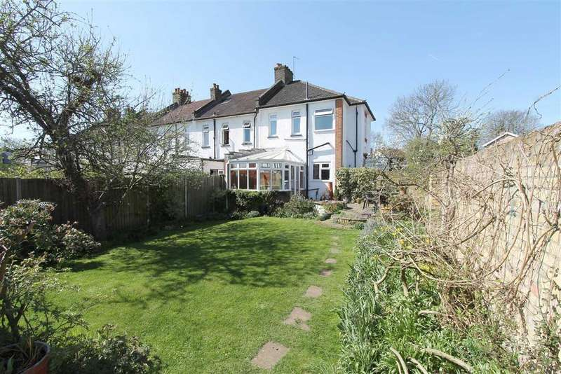 3 Bedrooms End Of Terrace House for sale in Enslin Road, Eltham, London