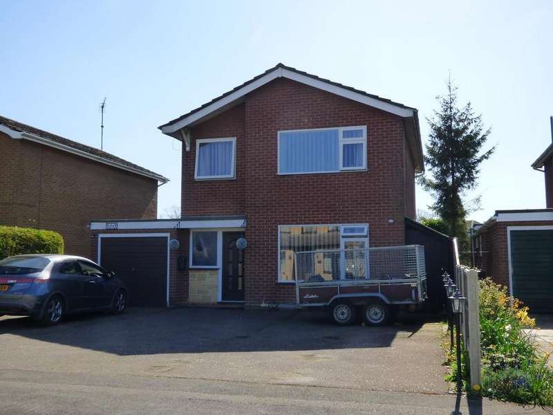 3 Bedrooms Detached House for sale in Ladywood Road, Spalding