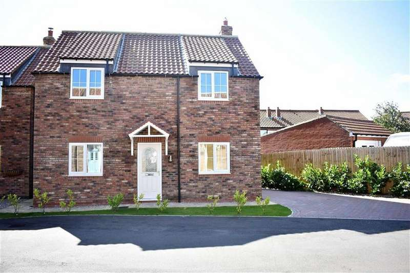 3 Bedrooms Detached House for sale in Violet Grove, Hunmanby