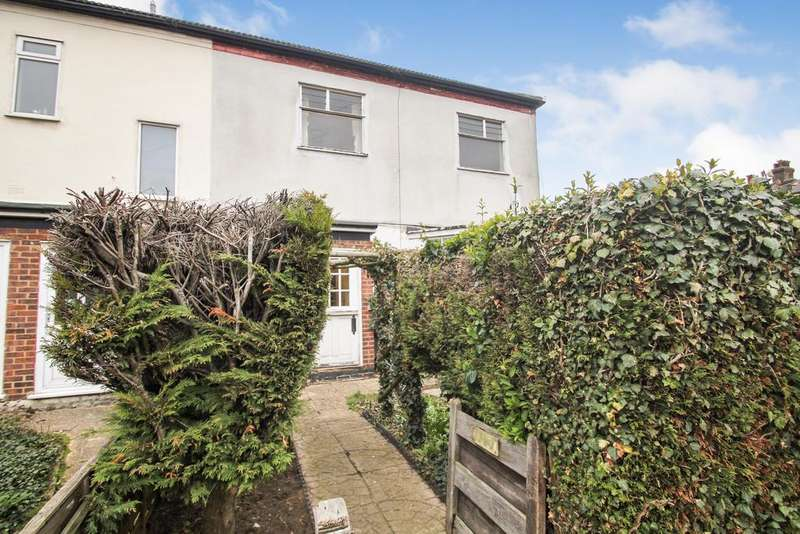 2 Bedrooms Semi Detached House for sale in Colworth Road, Upper Leytonstone, London, E11
