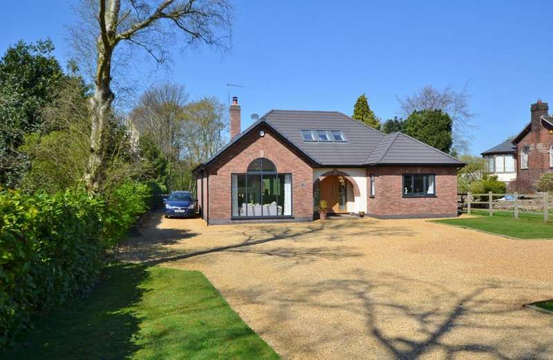 4 Bedrooms Detached House for sale in Chelford Road, Somerford