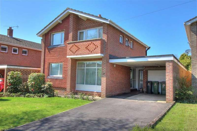3 Bedrooms Detached House for sale in Kingsway Gardens, Hiltingbury, Chandlers Ford, Hampshire