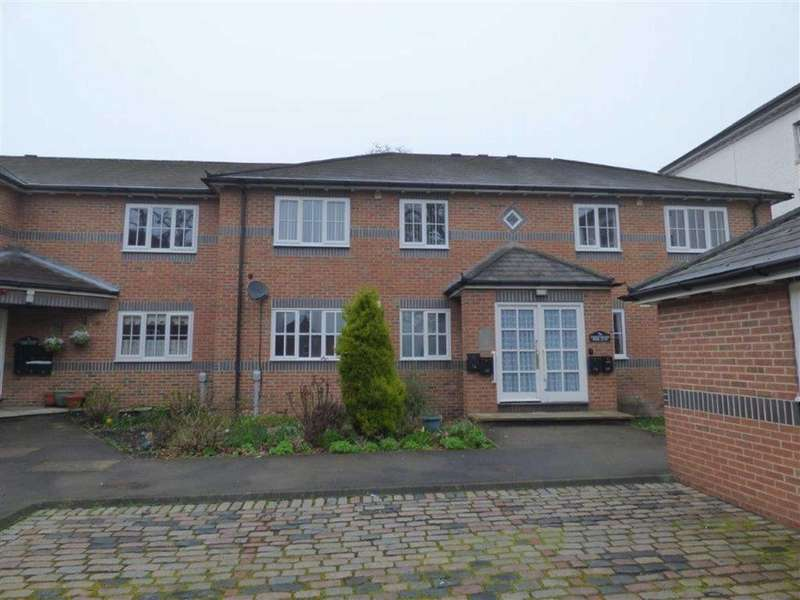 2 Bedrooms Flat for sale in Kingsfisher Rise, Hull, East Yorkshire, HU7