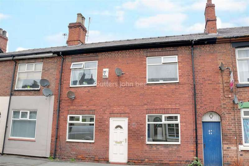 2 Bedrooms Terraced House for sale in Station Road, Northwich