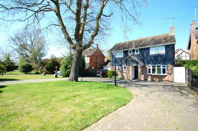 4 Bedrooms Detached House for rent in Bayleys Mead, Hutton, Brentwood, Essex, CM13