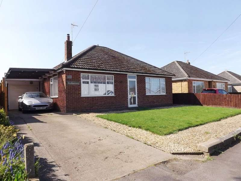 2 Bedrooms Detached Bungalow for sale in Whaplode