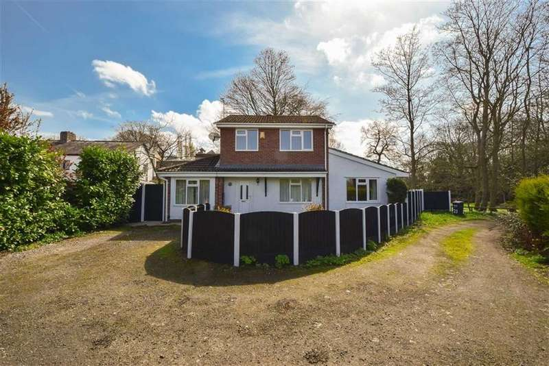 4 Bedrooms Detached House for sale in Greendale Drive