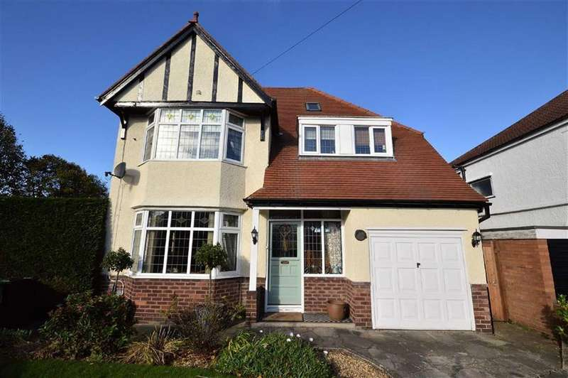 4 Bedrooms Detached House for sale in Church Road, CH63