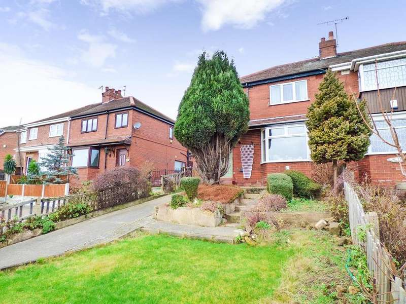 3 Bedrooms Semi Detached House for sale in Park View, Castleford
