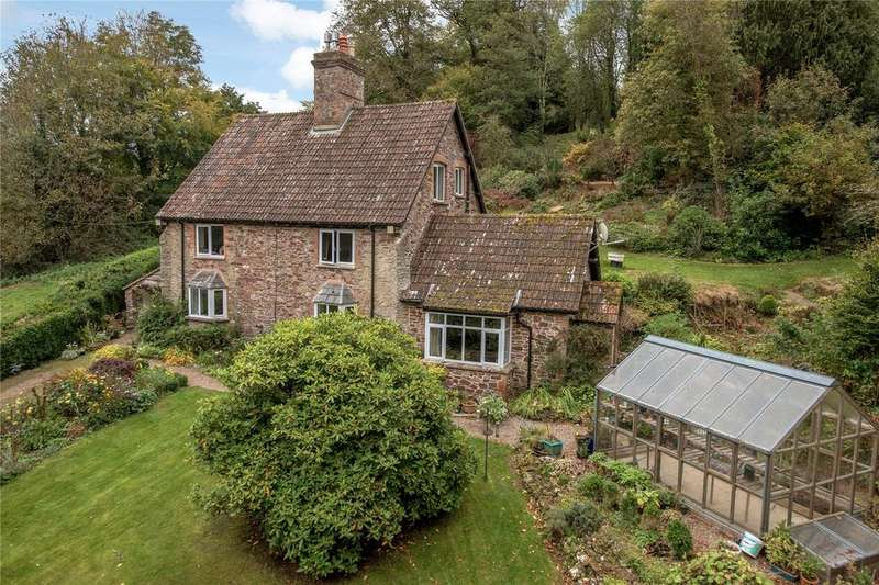 5 Bedrooms Detached House for sale in Luxborough, Somerset
