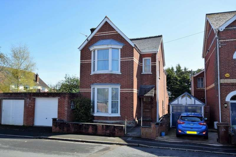 3 Bedrooms House for sale in Princes Street South, St Thomas, EX2
