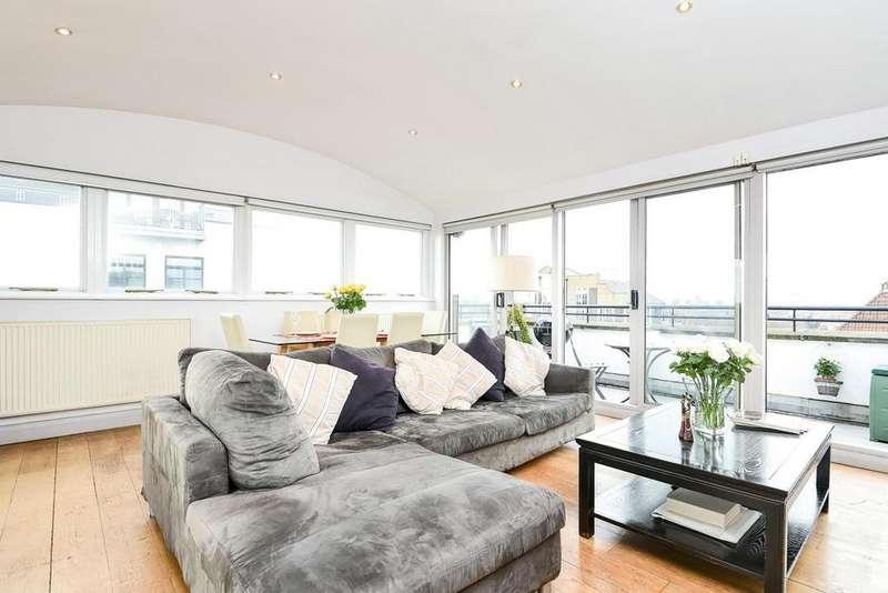 2 Bedrooms Flat for sale in Lavender Hill, Battersea