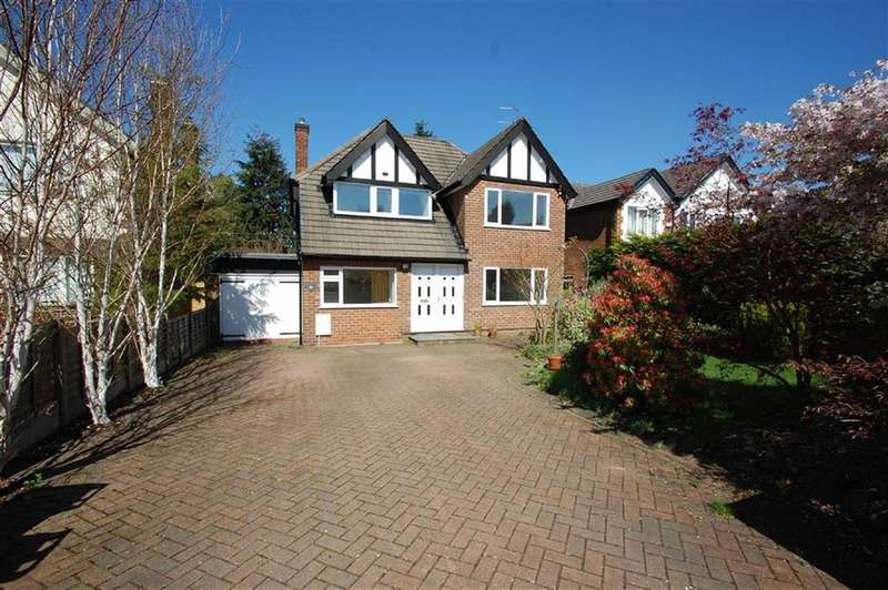 4 Bedrooms Detached House for sale in Laneside Drive, Bramhall, Cheshire
