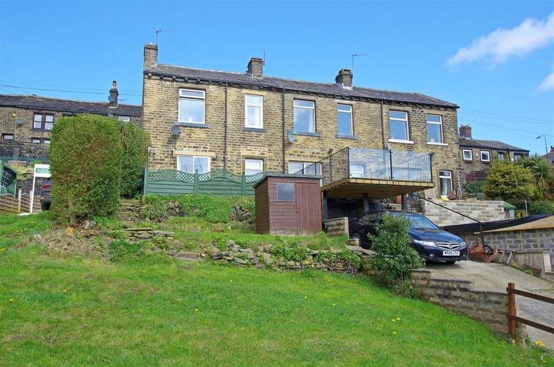 2 Bedrooms Terraced House for sale in Briscoe Lane, Greetland, Halifax