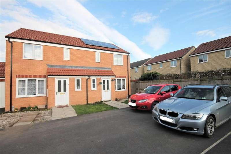 3 Bedrooms Semi Detached House for sale in Apethorpe Court, Ingleby Barwick, Stockton-On-Tees