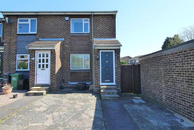 2 Bedrooms End Of Terrace House for sale in Longfield Lane, West Cheshunt, Herts EN7