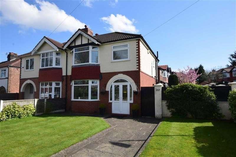 3 Bedrooms Semi Detached House for sale in Glebelands Road, Sale, M33