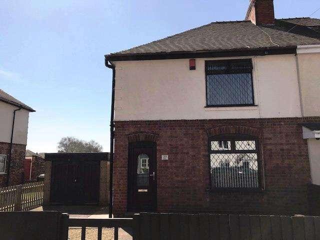 3 Bedrooms Semi Detached House for sale in Oldbury Road, Hartshill