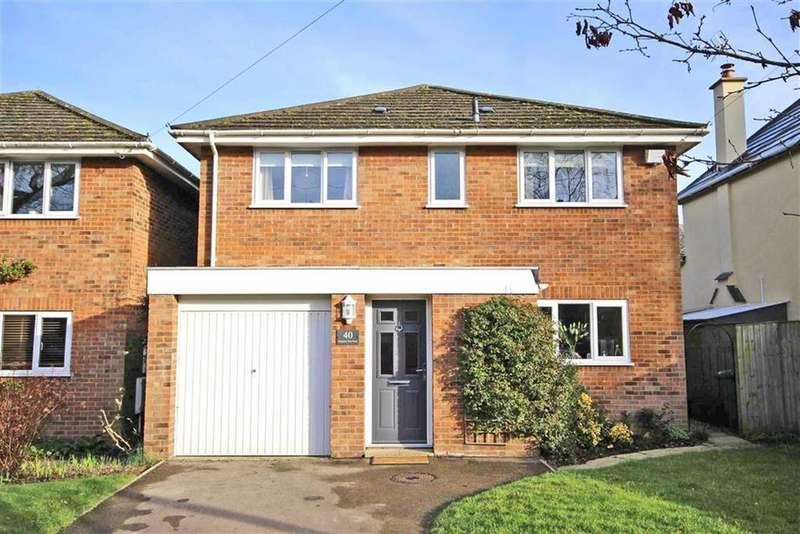 4 Bedrooms Detached House for sale in Naunton Park Road, Leckhampton, Cheltenham, GL53