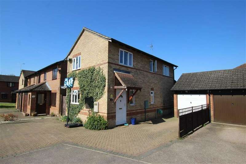 4 Bedrooms Detached House for sale in 16, Spiers Drive, Brackley
