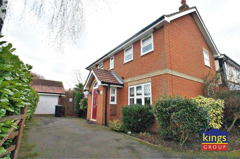 3 Bedrooms House for sale in Farthingale Lane, Waltham Abbey- DETACHED HOUSE