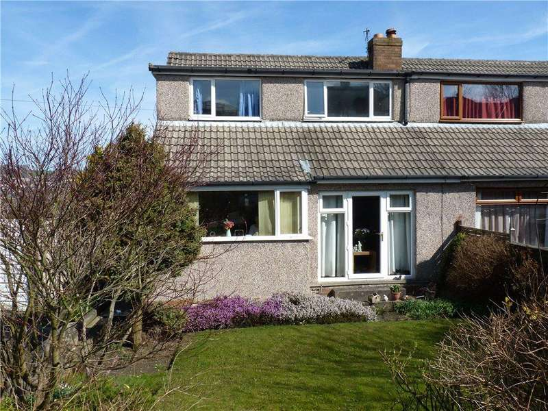 3 Bedrooms Semi Detached House for sale in Prospect Mount, Keighley, West Yorkshire