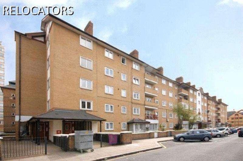 2 Bedrooms Flat for sale in Globe Road, London