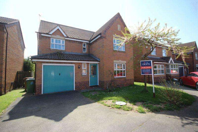 4 Bedrooms Detached House for sale in PENDEEN CLOSE, NEW WALTHAM