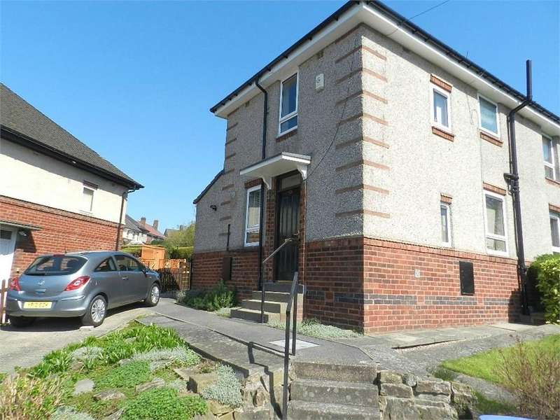 2 Bedrooms Semi Detached House for sale in Barrie Crescent, Southey Green, SHEFFIELD, South Yorkshire
