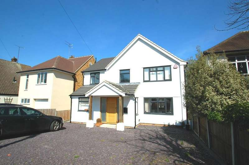 4 Bedrooms Detached House for rent in Worrin Road, Shenfield, Brentwood, Essex, CM15
