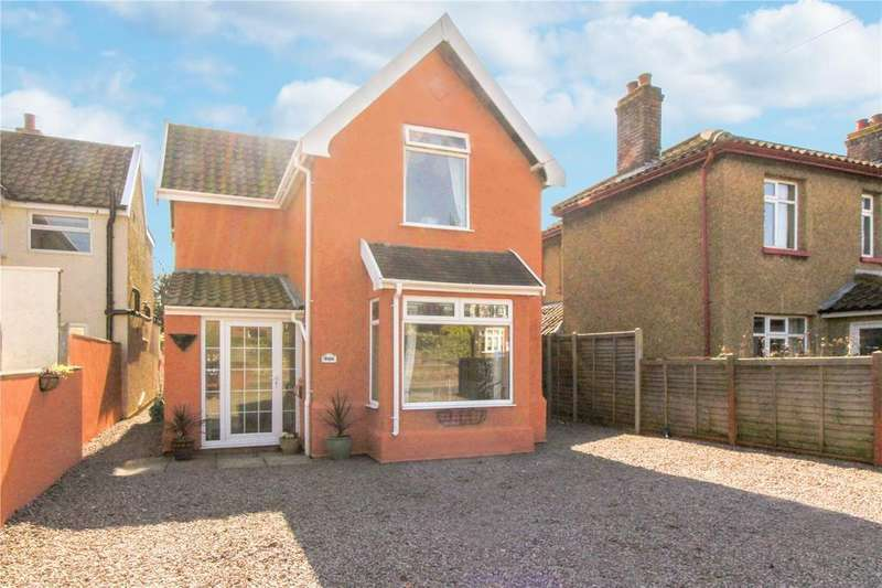 3 Bedrooms Detached House for sale in Hall Road, Norwich