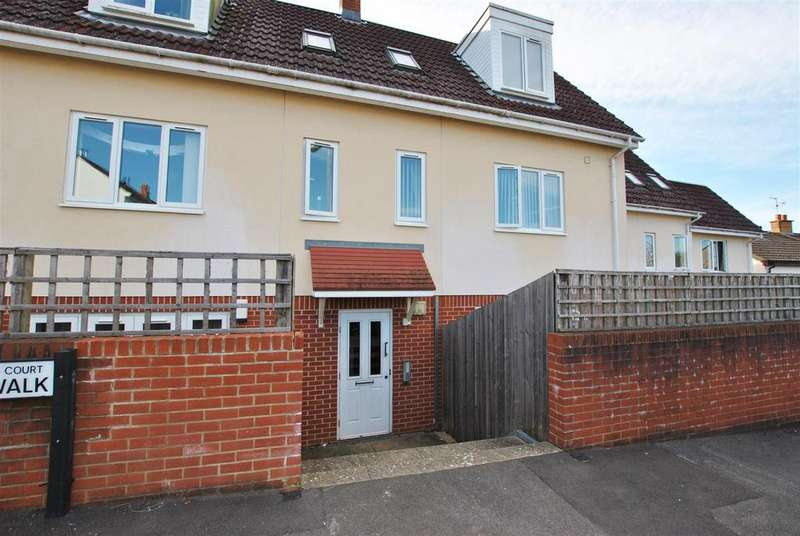 2 Bedrooms Flat for sale in Tibbott Walk, Stockwood