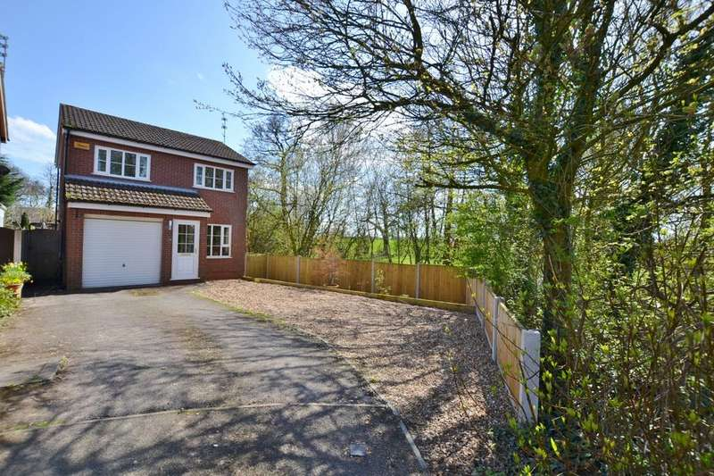 3 Bedrooms Semi Detached House for sale in Lochmaben Close, Holmes Chapel