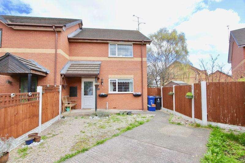 2 Bedrooms Semi Detached House for sale in Clos Bodnant, Prestatyn