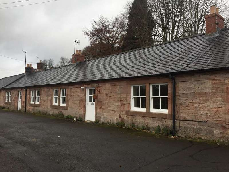 2 Bedrooms Terraced House for rent in 2 Carronbank Cottage, Carronbank, Carronbridge, Thornhill, DG3 5AX