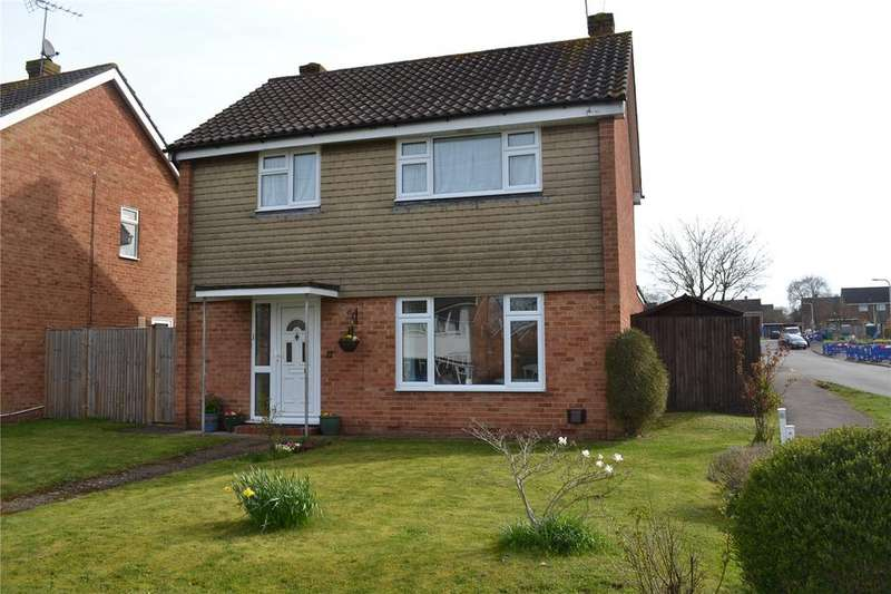 3 Bedrooms Detached House for sale in Chaseside Avenue, Twyford, Berkshire, RG10