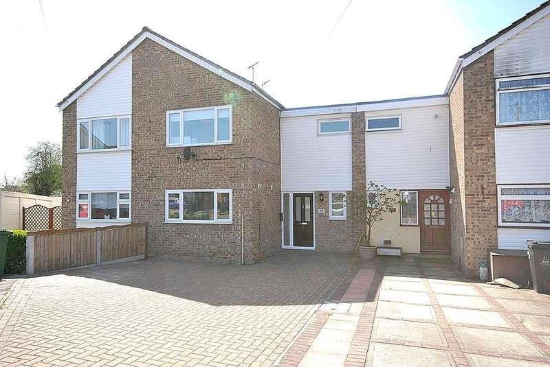 3 Bedrooms Terraced House for sale in Tennyson Road, Maldon, Essex, CM9