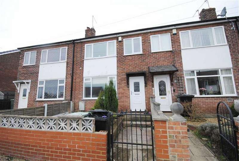 3 Bedrooms Town House for sale in Prince Street, Allerton Bywater, Castleford, WF10