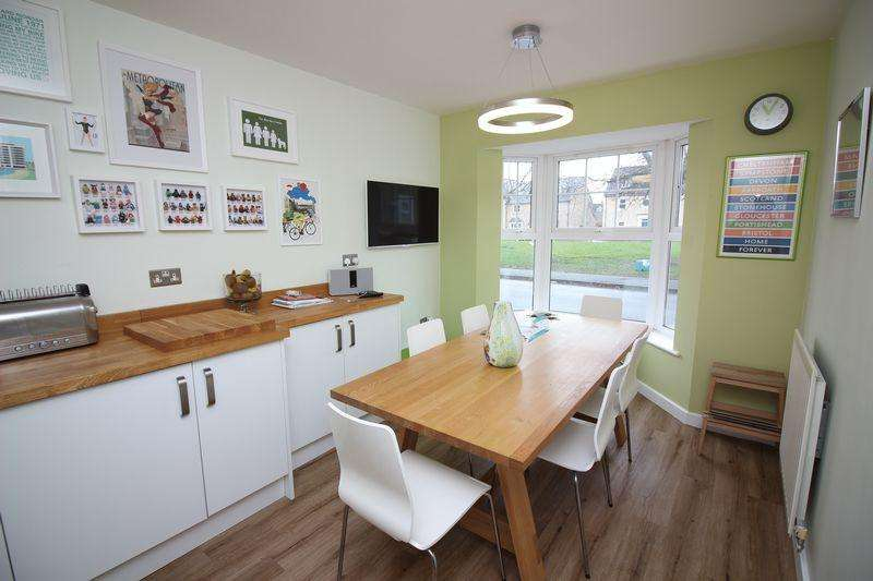 4 Bedrooms Semi Detached House for sale in Phoenix Way, Portishead