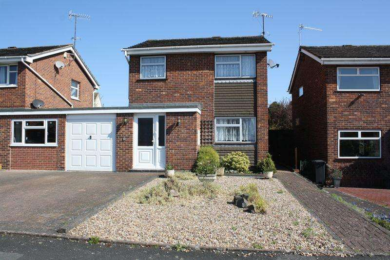 3 Bedrooms Link Detached House for sale in Abbeycroft, Pershore