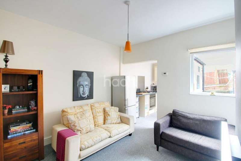 2 Bedrooms Terraced House for sale in Holborn Avenue, Sneinton