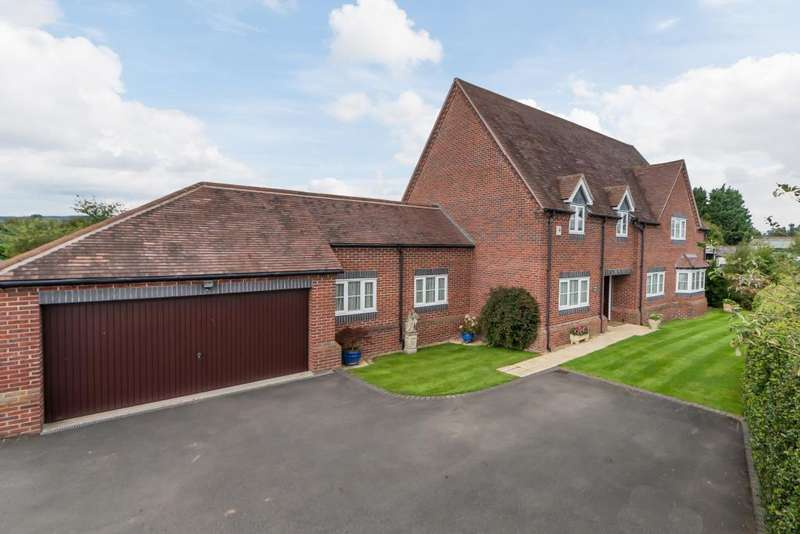 5 Bedrooms Detached House for sale in Wyson Lane, Woofferton, Ludlow, Shropshire, SY8