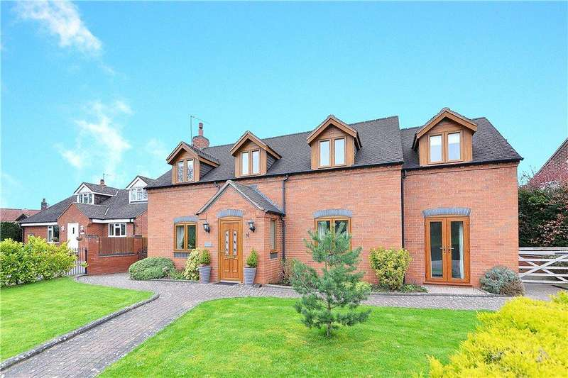 5 Bedrooms Detached House for sale in Worcester Road, Great Witley, Worcester, Worcestershire, WR6