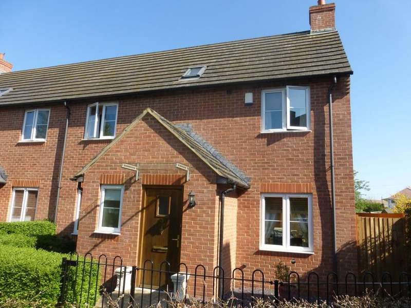 3 Bedrooms Semi Detached House for sale in Barton Close, Gloucester, GL3