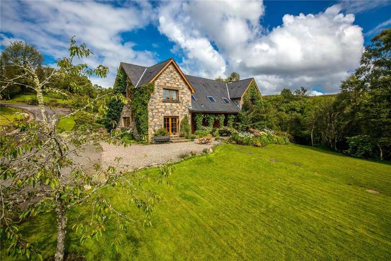 6 Bedrooms Unique Property for sale in Roineabhal, Kilchrenan, Taynuilt, Argyll, PA35