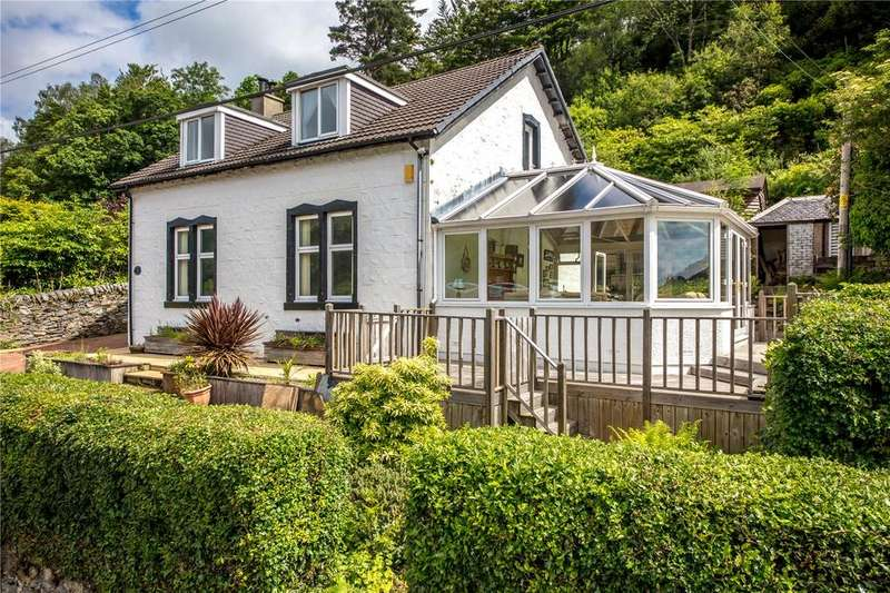 4 Bedrooms Unique Property for sale in Heathbank, Lochgoilhead, Cairndow, Argyll, PA24