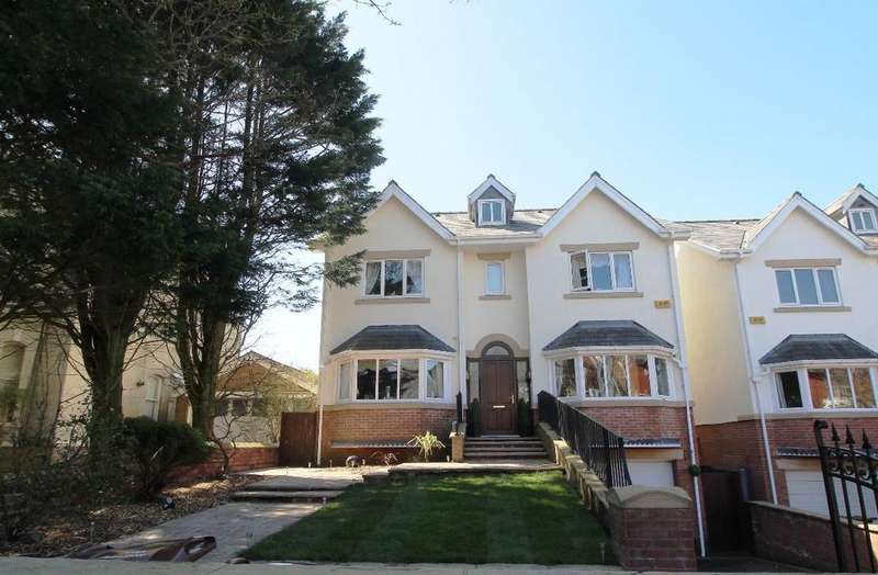 5 Bedrooms Detached House for sale in Regent Road