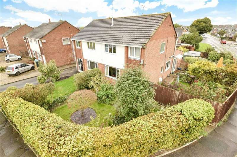 4 Bedrooms Semi Detached House for sale in Wroughton, Wiltshire