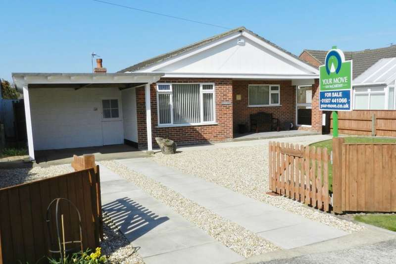 3 Bedrooms Detached Bungalow for sale in Roman Bank, Sandilands, Mablethorpe, LN12