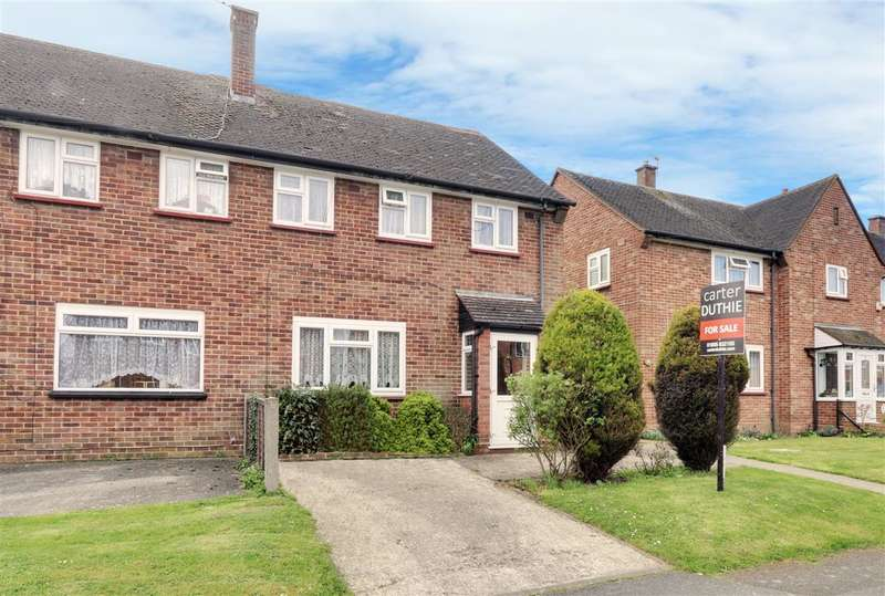 3 Bedrooms Semi Detached House for sale in Newdigate Road East, Harefield